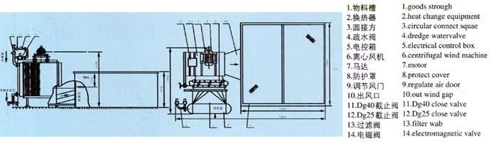热器风压开关电路图